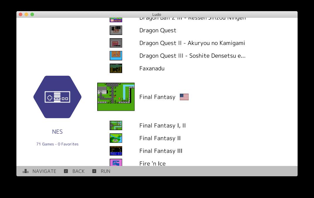 Ludo: Minimalist Emulator Frontend by Libretro (RetroArch) | RetroRGB