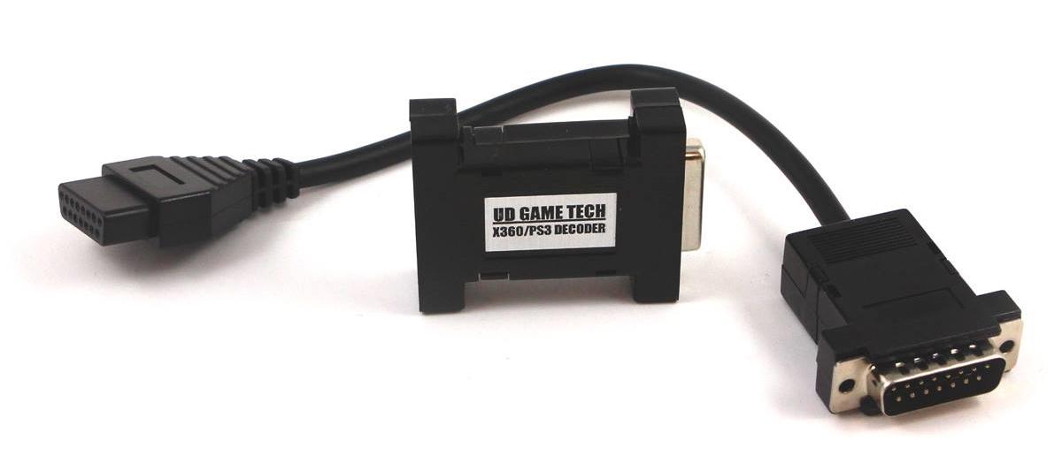 UD-USB Decoder Arcade Controller Converter Firmware Update